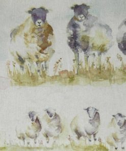 Lammaslauma lammas kangas Come By Voyage Sisustusstudio Vitriini