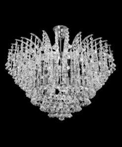 Kristallikruunu Titania 131 Sisustusstudio Vitriini