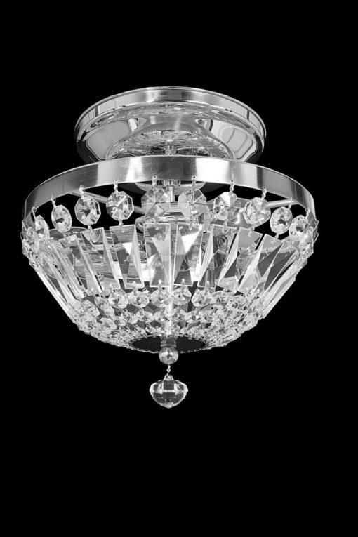 Kristallikruunu pieni Titania Sisustusstudio Vitriini