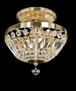 Kristallikruunu Titania Lux 161 Sisustusstudio Vitriini