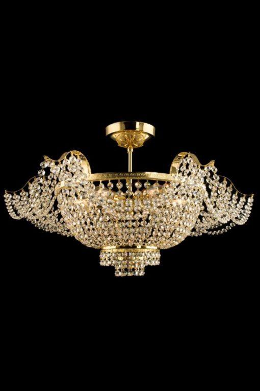 Messinki, Kristallikruunu Titania Lux 307 | Sisustusstudio Vitriini