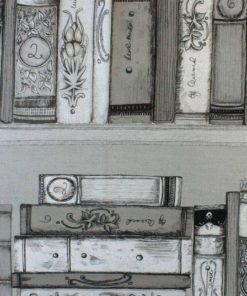 Library Books kangas | Sisustusstudio Vitriini