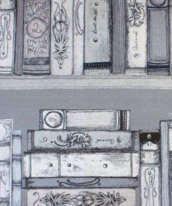 Kirjasto kangas, Library Books | Sisustusstudio Vitriini