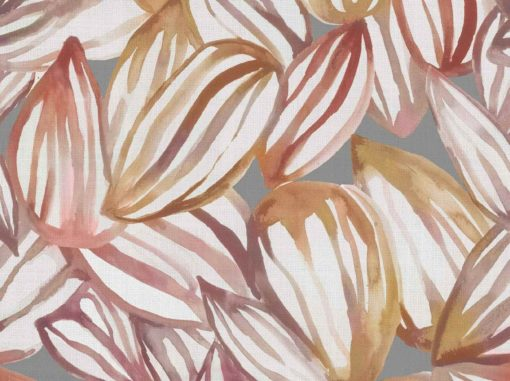 Akvarelli kasvikuvio, Topia kangas | Sisustusstudio Vitriini