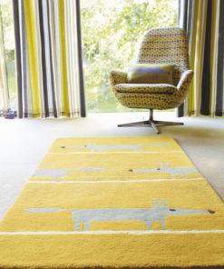 akustiikka kaunis matto villamatto upea matto Sisustusstudio Vitriini