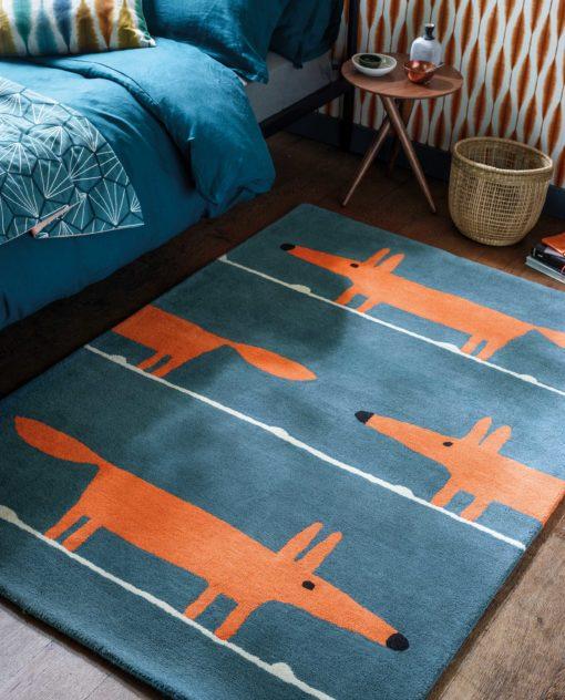 Poikien matto kaunis helppo akustiikka Harlequin Sisustusstudio Vitriini