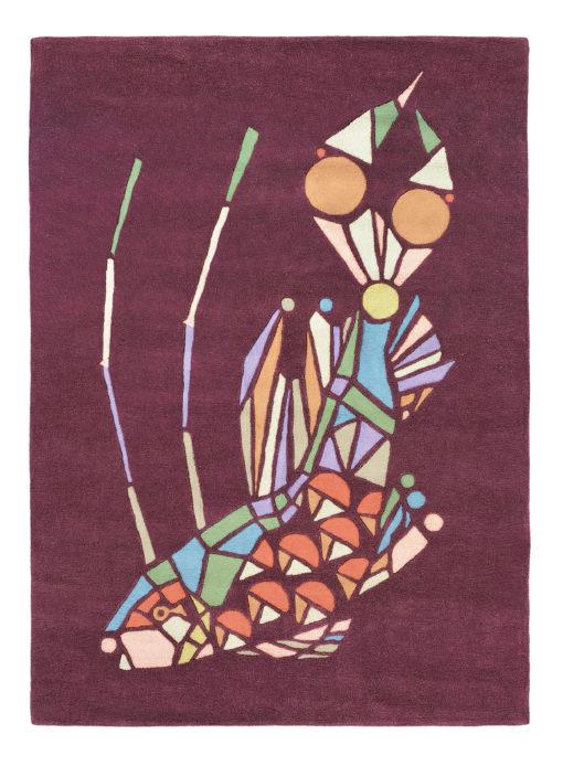 Sisustusstudio Vitriini villamatto Ted Baker Emerging Fish