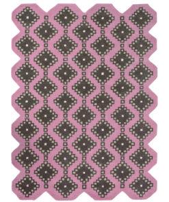 Sisustusstudio Vitriini Ted Baker TedBaker villamatto matto Iviv pinkki