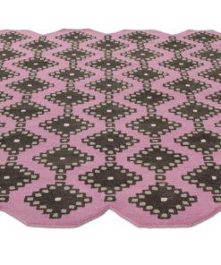 Sisustusstudio Vitriini Ted Baker TedBaker villamatto matto Iviv siksak reuna