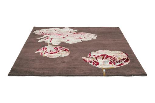 Ted Baker Tranquillilty villamatto matto villa kukka ruskea Sisustusstudio Vitriini