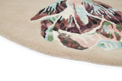 Ted Baker TedBaker villamatto Tranquillity beige ruskea kukka matto Sisustusstudio Vitriini